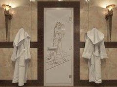 Дверь для бани и сауны Дверь для бани и сауны Doorwood Дженифер