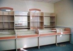 Торговая мебель Торговая мебель VMM Krynichka Пример 232