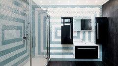 Мозаика Мозаика Valtera стеклянная настенная для ванной комнаты Прямоугольники 2