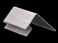 Сайдинг Сайдинг Ю-пласт Планка околооконная (серебристая)