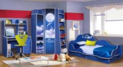 Детская комната Детская комната Калинковичский мебельный комбинат Дельфин 0371