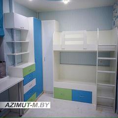 Детская комната Детская комната Azimut-M Мадагаскар
