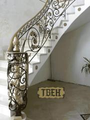 Элементы ограждений и лестниц Твен ЛО-12