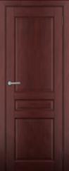 Межкомнатная дверь Межкомнатная дверь Юркас Бостон ДГ (махагон)