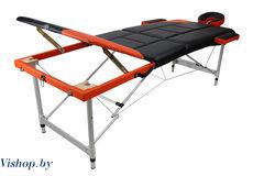Мебель для салонов красоты  Массажный стол Atlas sport, складной 3-с ал