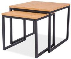 Журнальный столик Грифонсервис модульный СМ8 Loft (2 шт)