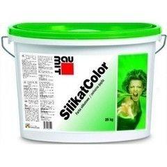 Краска Краска Baumit Silikat Color ВД-ЖС-103 (цветная), 25кг
