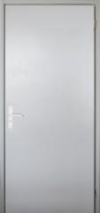 Дверь промышленная, противопожарная Техно-6 Меро-1