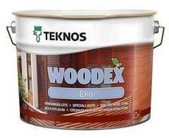 Защитный состав Антисептик для древесины Teknos Woodex Eko (2.7 л)