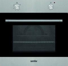 Духовой шкаф Духовой шкаф Simfer B6GM12011
