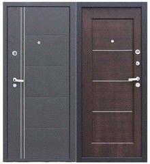 Входная дверь Входная дверь Йошкар FERRUM венге