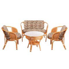 Комплект мебели из ротанга ЭкоДизайн Classic Rattan Багама Wicker