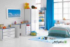 Детская комната Детская комната Мебель Холл Саннискай