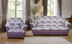 Набор мягкой мебели Набор мягкой мебели ZMF Жанетта (диван и кресло)
