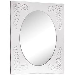 Мебель для ванной комнаты Калинковичский мебельный комбинат Зеркало Нежность КМК 0464.8