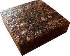 Натуральный камень Натуральный камень  Гранитная брусчатка Tan Brown 10x20 Гранитная брусчатка Tan Brown 10x10
