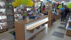 Торговая мебель Торговая мебель Фельтре Прилавок 4