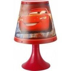 Детский светильник Globo Cars 662382
