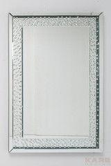 Зеркало Kare Frame Raindrops 78613
