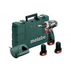 Шуруповерт Шуруповерт Metabo Дрель-шуруповерт аккумуляторная METABO PowerMaxx BS Basic Set (600080960)