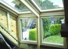 Мансардное окно Мансардное окно Velux VFE