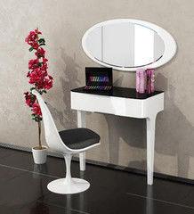 Туалетный столик Мебель-Неман Стол приставной с зеркалом Мебель-Неман Верона