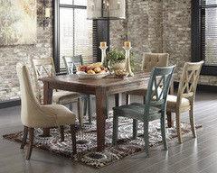 Обеденный стол Обеденный стол Ashley D540-125 Mestler