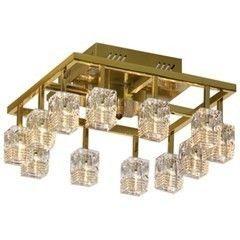 Настенно-потолочный светильник Lussole PALINURO LSA-7917-12