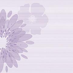Панели ПВХ Панели ПВХ Vox Violet Blossom