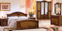 Спальня Ружанская мебельная фабрика Александрина 2.7