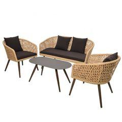 Комплект мебели из ротанга Koopman Palermo Beige