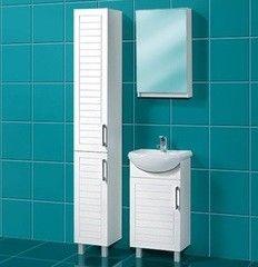 Мебель для ванной комнаты Акваль Набор мебели Анна 45