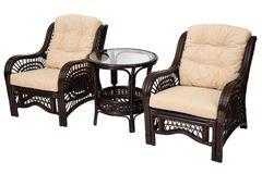 Комплект мебели из ротанга Мир ротанга Френзе М-6-02/15A-rd