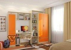 Детская комната Детская комната SV-Мебель Бэмби-5 (манго/ваниль)