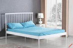 Кровать Кровать Halmar Brenda белая