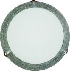 Настенно-потолочный светильник Декора 25140 Серебро