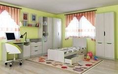 Детская комната Детская комната Феникс-Мебель Маттео (вариант 2)