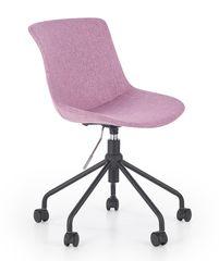 Детский стул Детский стул Halmar Doblo (розовый)