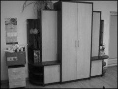Шкаф офисный Алукар Пример 1