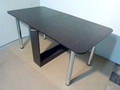 Обеденный стол Обеденный стол Vasp-mebel Стол-книга СК80мт