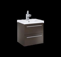 Мебель для ванной комнаты Elita Тумба с умывальником Kwadro 50 trufla
