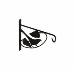 Полкодержатель, крючок Domax Кронштейн для кашпо декоративный UK 3 Птица 542201