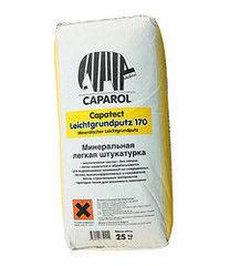 Штукатурка Штукатурка Caparol Capatect Leichtgrundputz 170