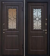 Входная дверь Входная дверь МеталЮр М32 (венге)