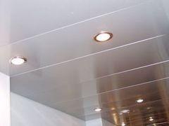 Подвесной потолок Подвесной потолок Албес Панели коридорные