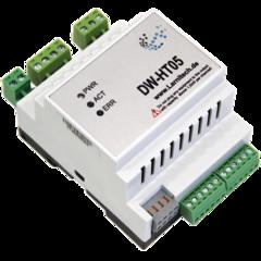 Умный дом Larnitech 5-и канальный релейный модуль расширения для контроллера Metaforsa DW-HT05