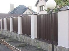 Забор Забор ЭФАЛ-СтройБел Вариант 16