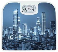 Напольные весы Напольные весы Sakura SA-5000-8 ночной город