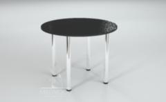 Обеденный стол Обеденный стол MillWood Ассоль  СДО-09 D900 (черный)