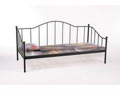 Кровать Кровать Signal Dover 90x200 (черный)